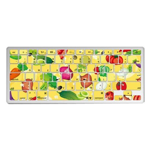 "1 Piece MacBook Pro 13"" Keyboard Sticker Decal Keyboard Skin Vegetables"