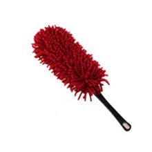 Cleaning Supplies Chenille Yarn Car Duster/Dust brush,RED