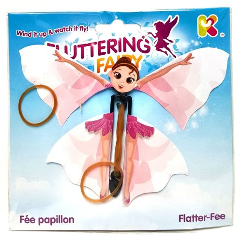 Fluttering Fairy Flying Toy - Fun Flying Children's Pocket Money Toy