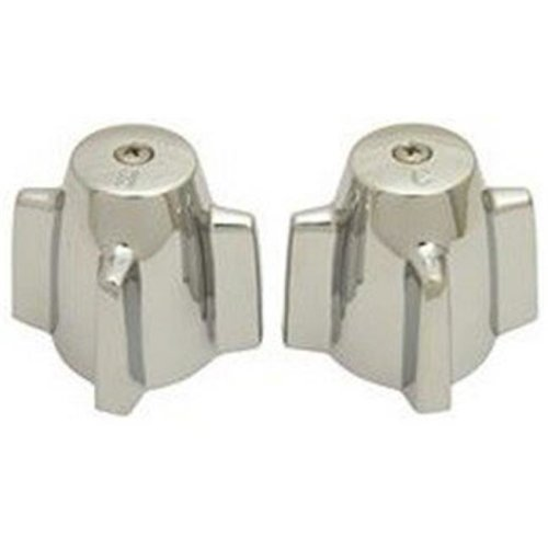 National Brand Alternative 133091 Tub & Shower Handles for Central