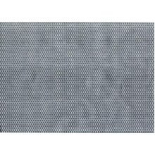 A4 120gsm Silver Honeycomb Foil Paper Pack - Silver Honeycomb - Silver Foil Paper Metallic Arts Crafts Artist Materials