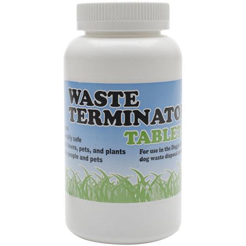 Doggie Dooley Waste Terminator Tablets 100/Bottle-