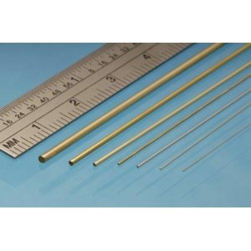 Brass Rod 2.0mm x 305mm - Pack of 5