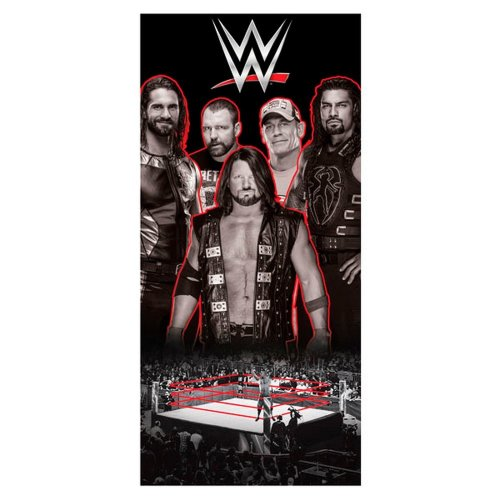 WWE Wrestling Ring Towel