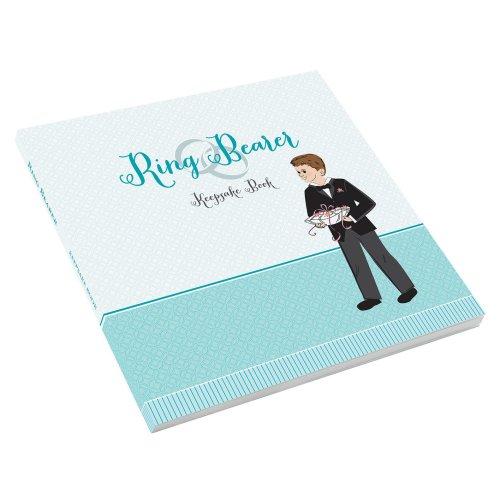 Ring Bearer Keepsake Book
