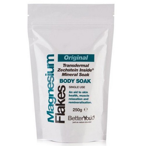 Betteryou Magnesium Flakes 250g Body Soak