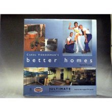 Better Homes The Ultimate Home Improvements Book
