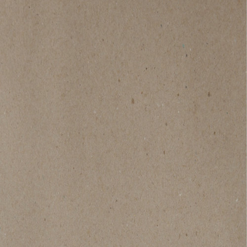 "Papicolor 140lb (210gsm) Textured Cardstock 12""X12""-Kraft Gray"