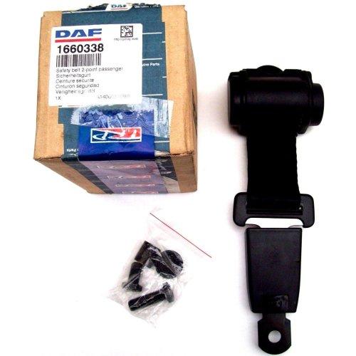 DAF Truck LF 45 55 CF 85 Genuine New Safety 2 Point Passenger Seat Belt 1660338