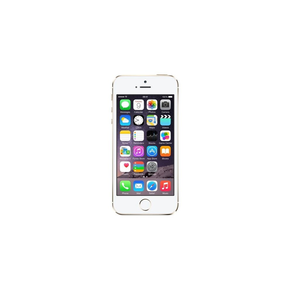 EE, 16GB Apple iPhone 5s - Gold