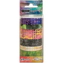 Dyan Reaveley's Dylusions Washi Tape Set-Set #3-7 Rolls