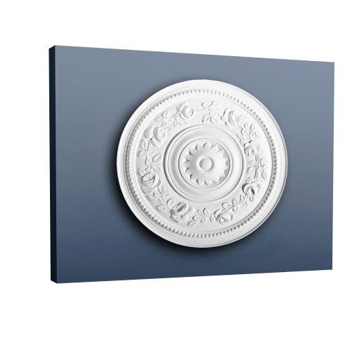 Orac Decor R61 LUXXUS Ceiling Rose Rosette | 40 cm diameter