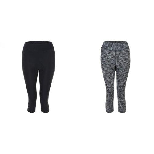 Dare 2B Womens/Ladies Canny Capri Cycle Shorts