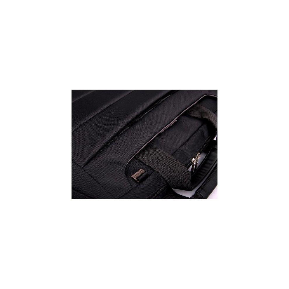 46fbd02f1a7c Laptop Shoulder Bag Carry Case 15.6 Inches Black - Mens Messenger Bags  Laptops Computer 15.6