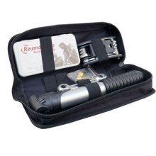 Bicycle Tyre Puncture Repair Kit with Pump and Storage Pouch Tools