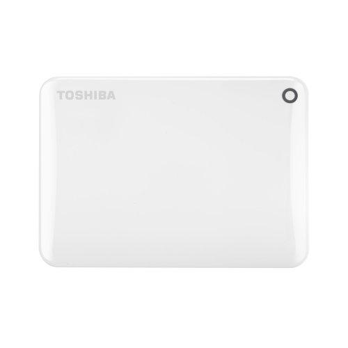 Toshiba Canvio Connect II 1TB USB Type-A 3.0 (3.1 Gen 1) 1000GB White