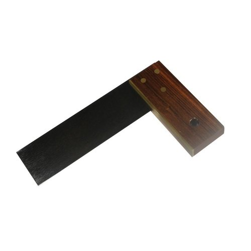 Silverline 150mm Carpenters Square 675094 -  carpenters square 150mm silverline 675094
