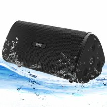 AY Portable Bluetooth Speaker 4.2, Portable Waterproof Speaker with Superior Stereo Sound 30W, Exclusive BassUp,TWS Supported, 24H-Playtime for...