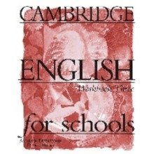 Cambridge English for Schools 3 Workbook: Workbook Bk. 3