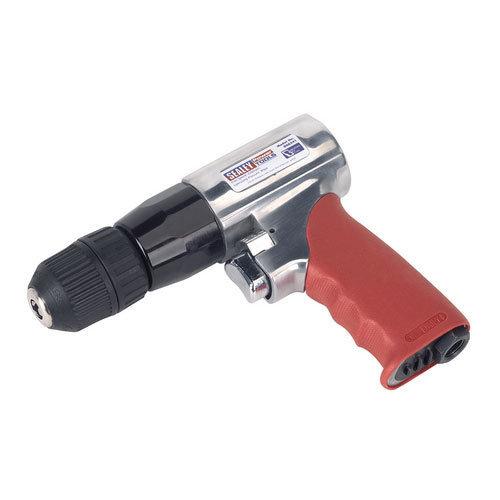 Sealey GSA241 Diameter 10mm Reversible Air Drill with Keyless Chuck