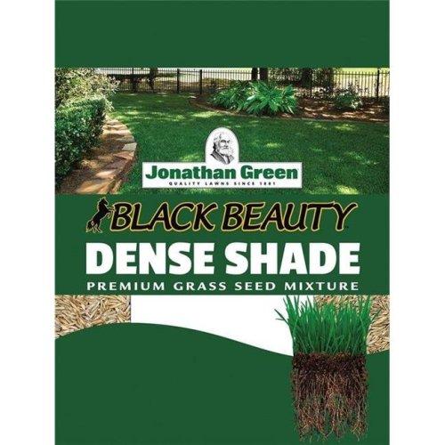 Jonathan Green Turf 4312898 Jonathan Dense Shade Grass Seed, 1 lbS, 600 Sq-ft.
