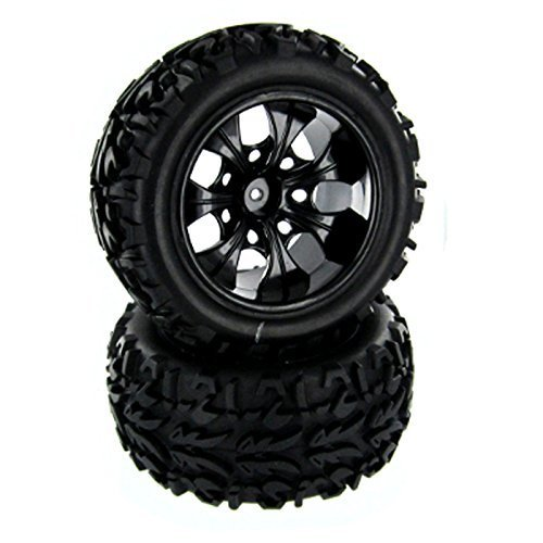 Redcat Racing Complete Wheel for Sandstorm TK (2 Piece)