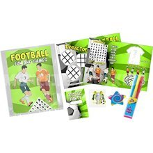 Football Soccer Pre Filled Party Bag - Kids Birthday Parties