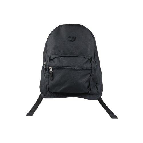 New Balance Classic Backpack LAB91017BKW unisex Black backpack