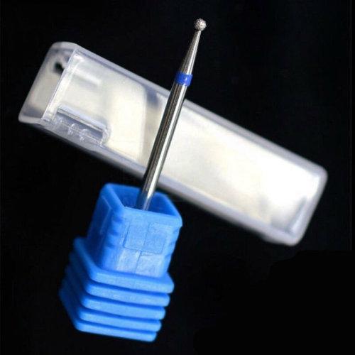 "1 x Carbide Cuticle Clean Alloy Drill Bit 3/32"" Manicure Nails Tool File"