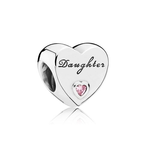 Pandora Daughters Love Charm - 791726PCZ