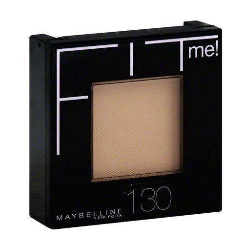 Maybelline New York Fit Me Pressed Powder, Buff Beige 130