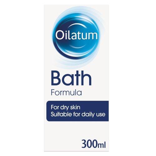 Oilatum Dry Skin Bath Formula, 300 ml, Emollient Wash