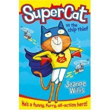 Supercat vs The Chip Thief (Supercat, Book 1) (Paperback)