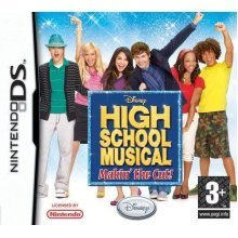High School Musical Makin the Cut Nintendo DS Game