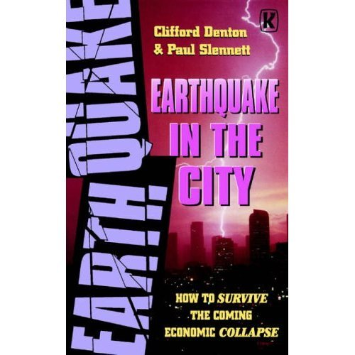 Earthquake in the City