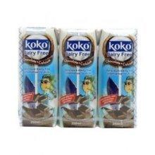 Koko - Dairy Free Chocolate Plus Calcium - Triple Pack