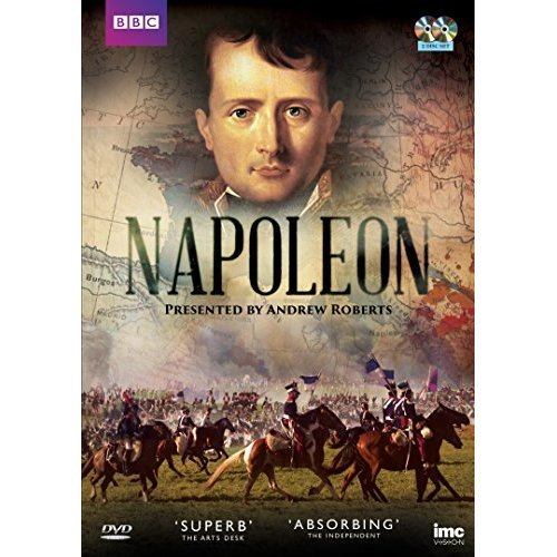 Napoleon - BBC series on the life of Napoleon Bonaparte - Presented by Andrew Roberts [DVD] [DVD]