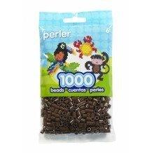 Prl19012 - Perler Beads - 1000 Pc Pack - Brown