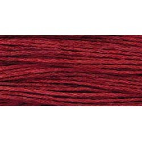 Weeks Dye Works 6-Strand Embroidery Floss 5yd-Brick