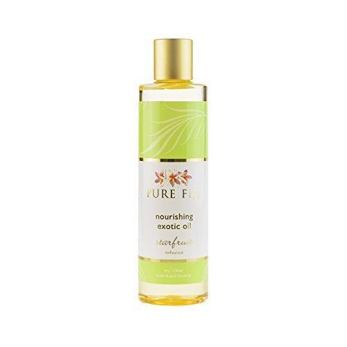 Pure Fiji Exotic Bath Amp Body Massage Oil Starfruit 8 Oz