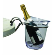 Epicurean Europe Limited Connoisseur Set Champagne Bucket And Table Mounted -  epicurean europe limited connoisseur set champagne bucket table mounted