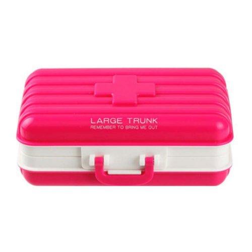 Decorative Pill Box Pill Case Pill Holder