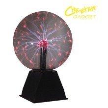 Cheetah Contact Sensitive 8 Inch Plasma Ball!