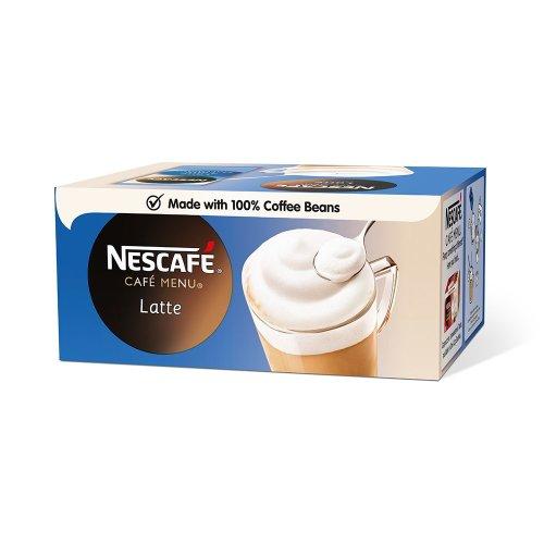 Nescafe Cafe Menu Latte Sachets (pack of 40)