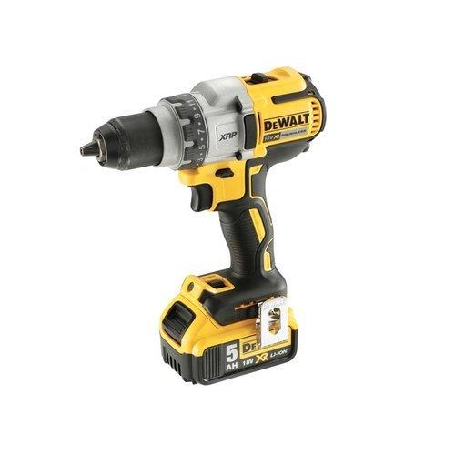 DeWalt DCD991P2-GB Brushless 3 Speed Drill Driver 18 Volt 2 x 5.0Ah Li-Ion
