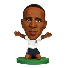 Jermain Defoe England Kit Soccerstarz Figure - International Figurine Blister -  england jermain defoe soccerstarz international figurine blister