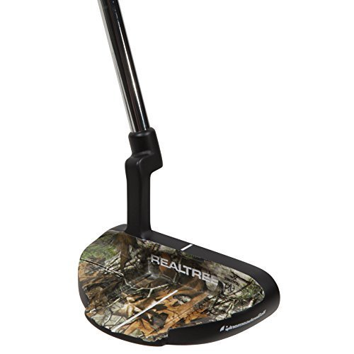 Pinemeadow Golf Realtree Xtra Putter Right Hand 34 Inch Steel 25 Degree