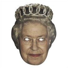 The Queen Celebrity Face Mask