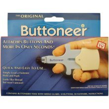 The Original Buttoneer Fastening System - Avery The Original Buttoneer Fastening System Repair Replace Buttons