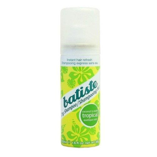 Batiste Dry Shampoo On The Go Tropical 50ml